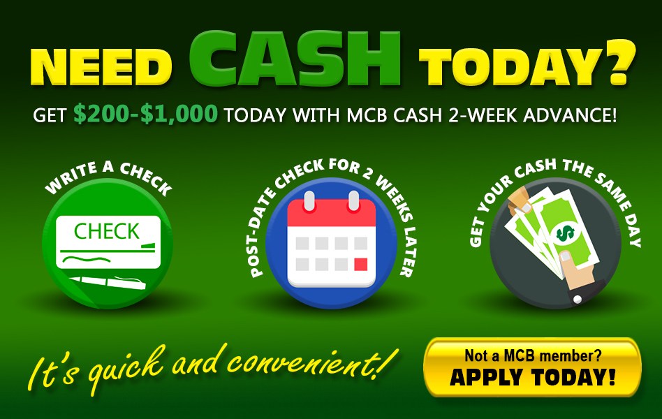 Cash Advance Image